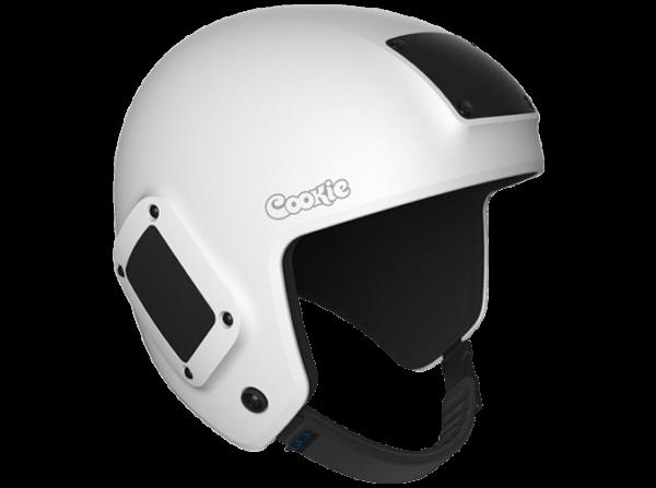 White Fuel Helmet