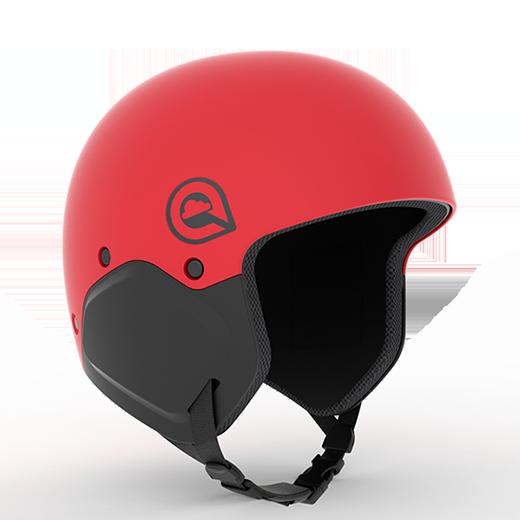 Red m3 Helmet