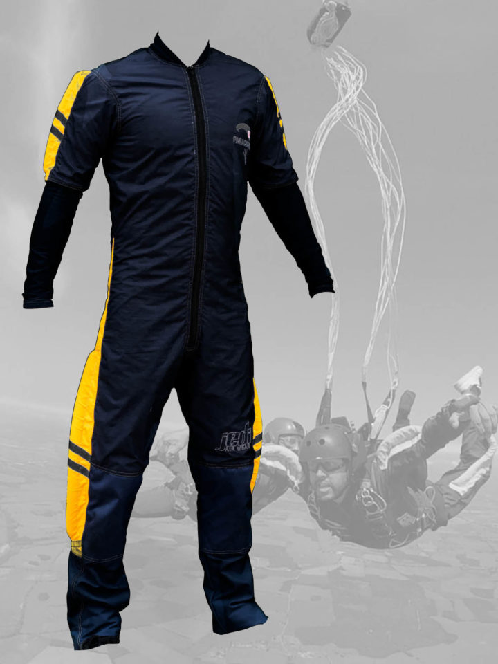 Accelerated Free fall suit