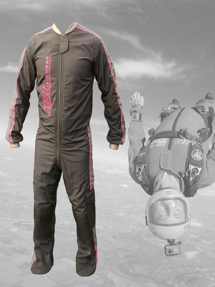 Instructor suit