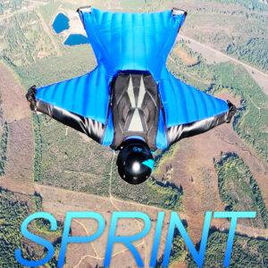 sprint wing suit