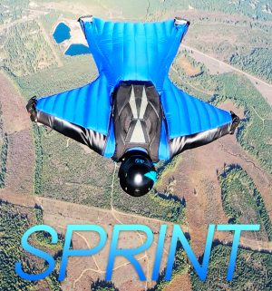 sprint wing suit