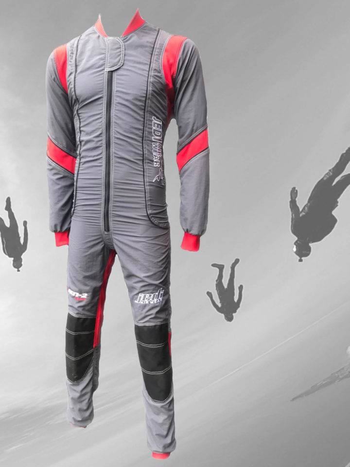 Free fly skydiving suit