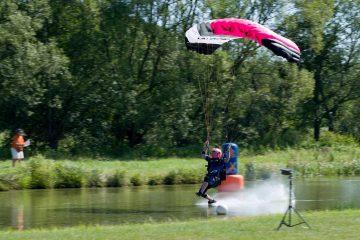 Skydiving shorts