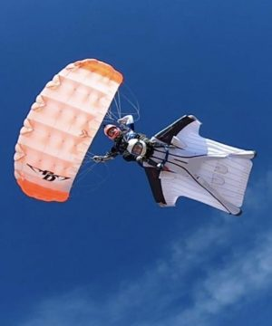 XRW skydive