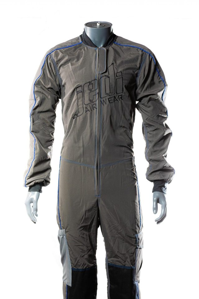 Instructor free fly suit