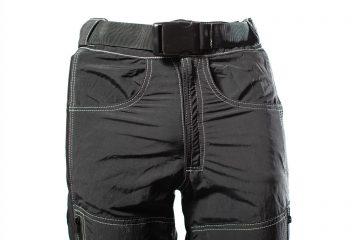 Secure belt fastening
