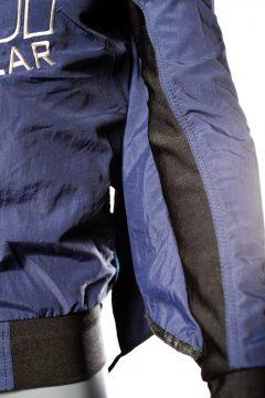 Camera jacket wings