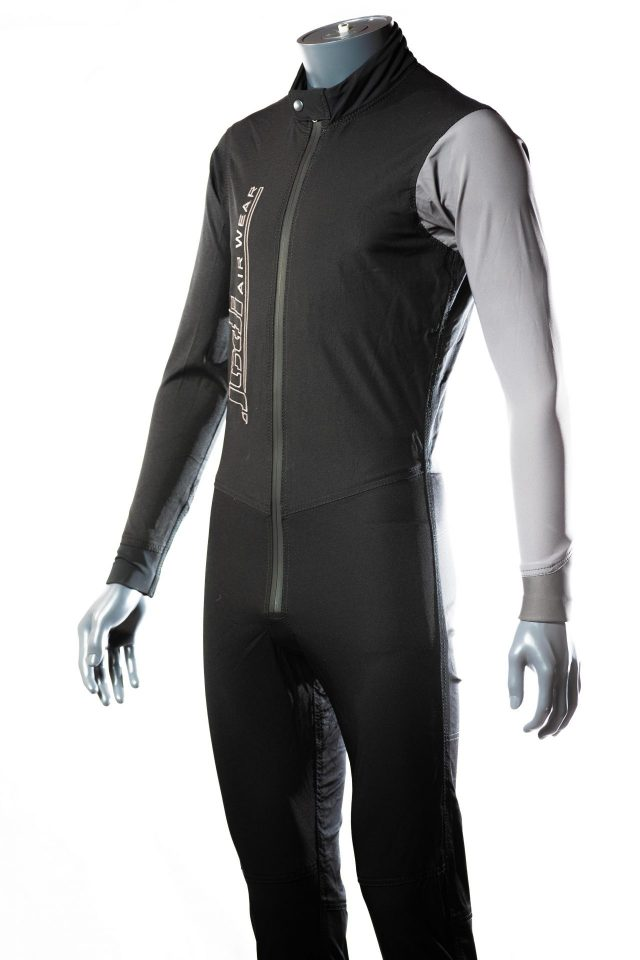 Stretch FF skydiving suit