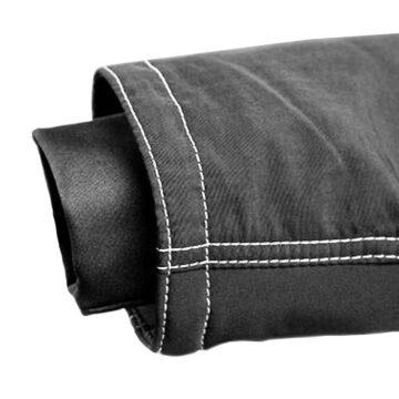 Hidden cuff