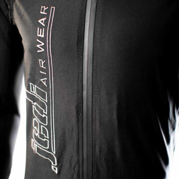 Strong windproof zippers