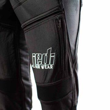 Trouser Lycra and leg pockets